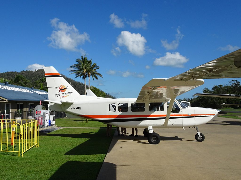 whitsunday islands gls aviation